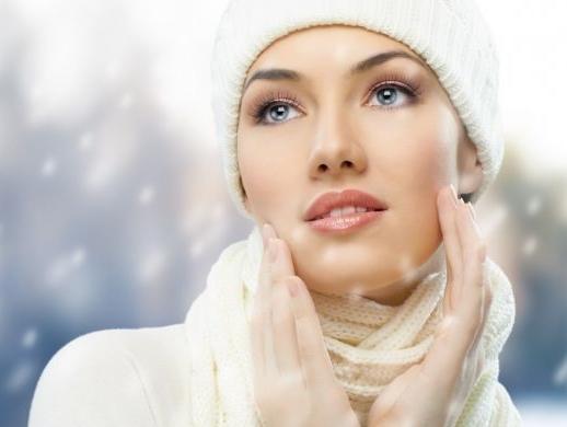 cura della pelle in inverno