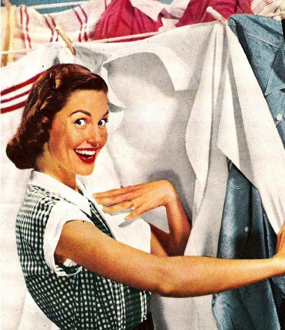 Profumo di bucato