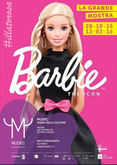 Mostra Barbie The Icon