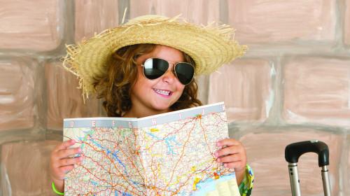 Organizzare una vacanza con i bambini
