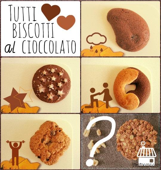 Migliori biscotti al cioccolato