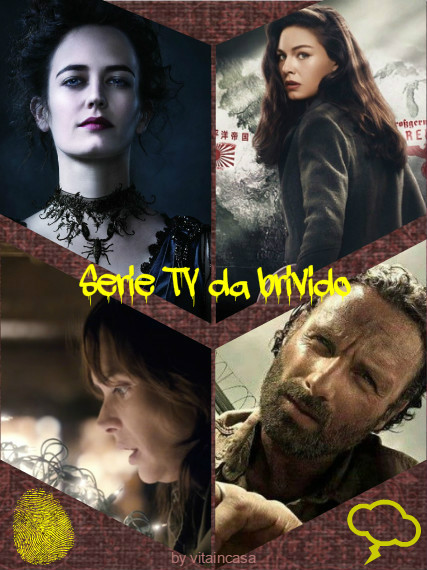 Serie tv da brivido horror