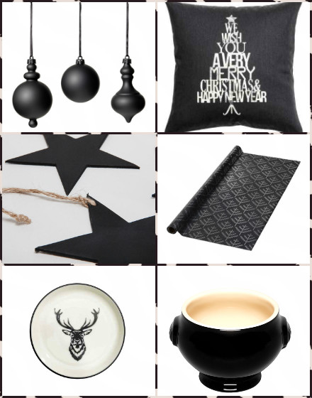 oggetti-natalizi-black-and-white