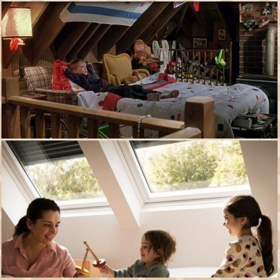 C'era una volta la soffitta, Mamma ho perso l'aereo