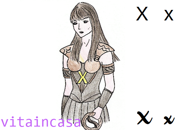 x di xena by vitaincasa