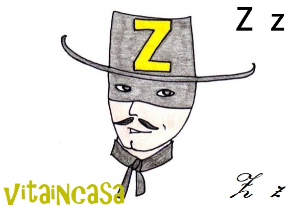z di zorro by vitaincasa