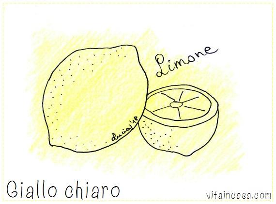 giallo chiaro limone by vitaincasa