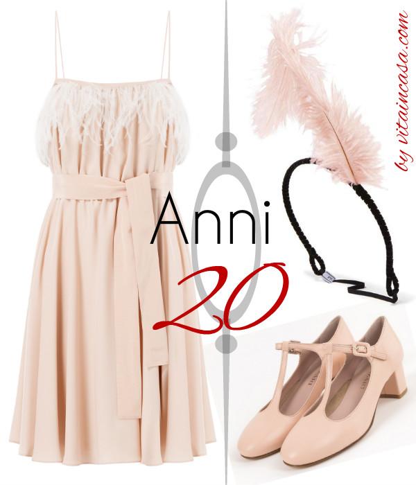 anni 20 moda
