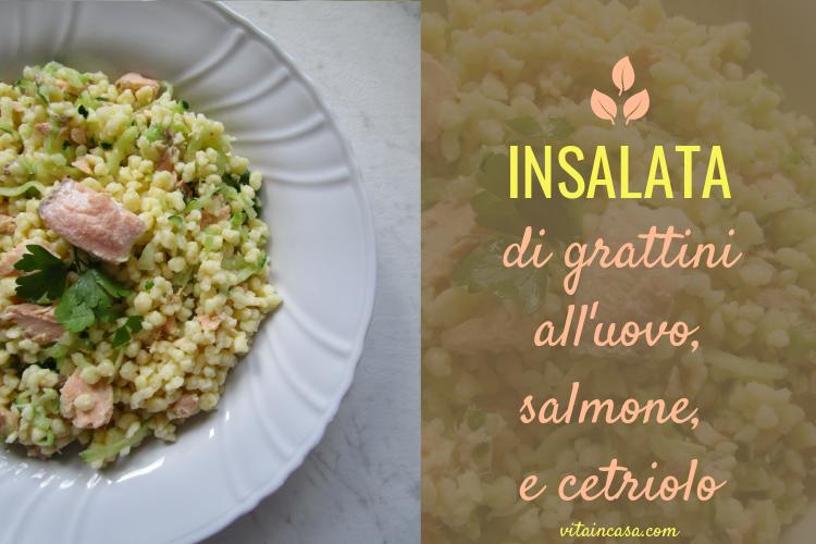 Insalata di grattini all uovo salmone e cetriolo by vitaincasa r (1)