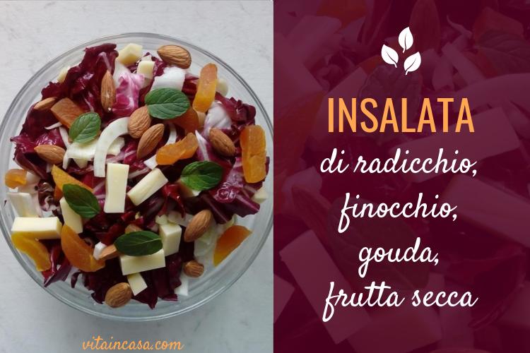 Insalata radicchio finocchio gouda frutta secca by vitaincasa (1).jpg