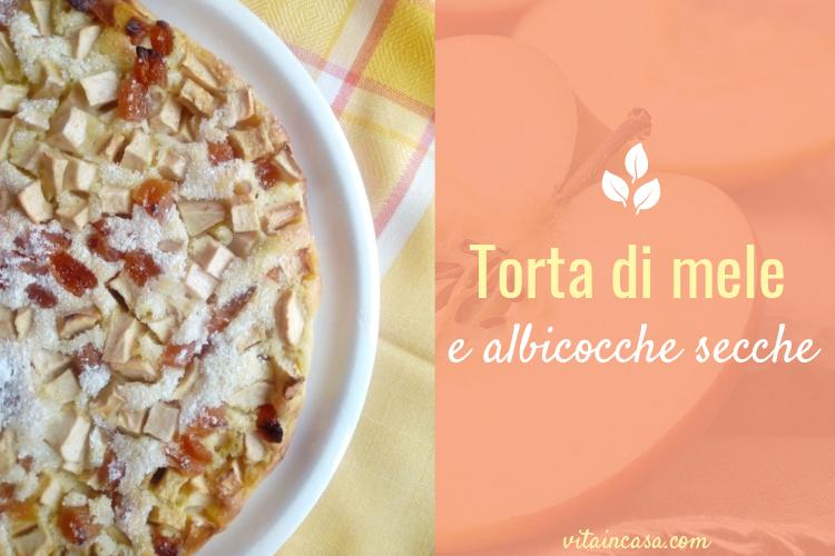 Torta di mele e albicocche secche by vitaincasa (4).jpg