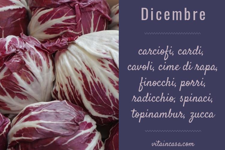 verdure di dicembre