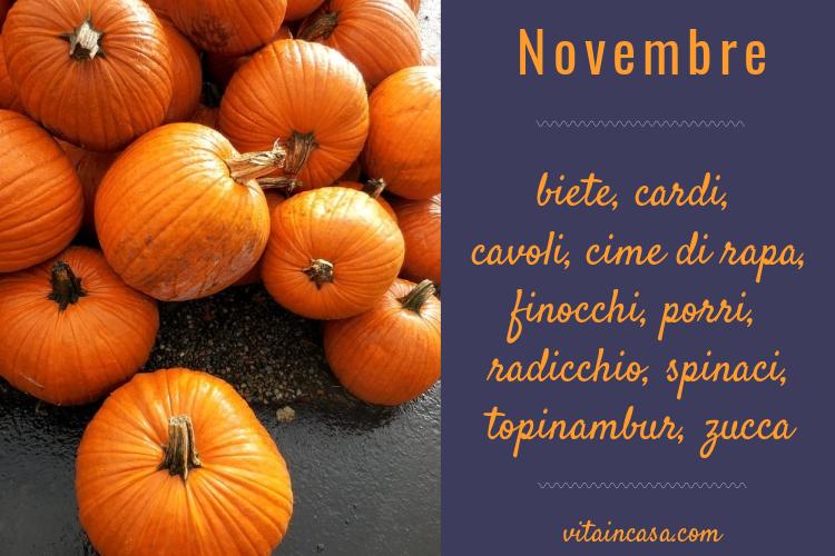 verdure di novembre