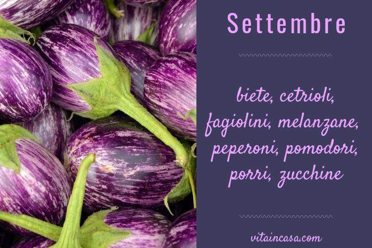 verdure di settembre