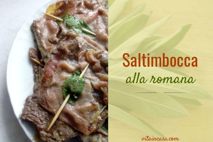 Saltimbocca alla romana by vitaincasa bl