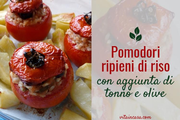 Pomodori ripieni di riso con aggiunta di tonno e olive by vitaincasa (2).jpg