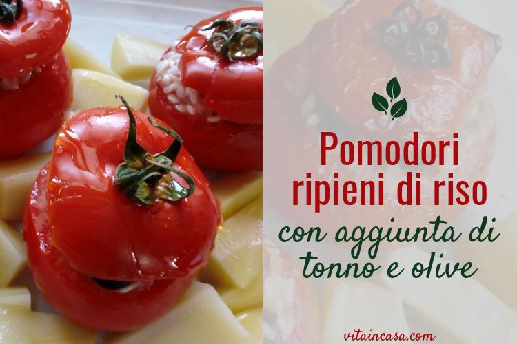 Pomodori ripieni di riso con aggiunta di tonno e olive by vitaincasa (3).jpg
