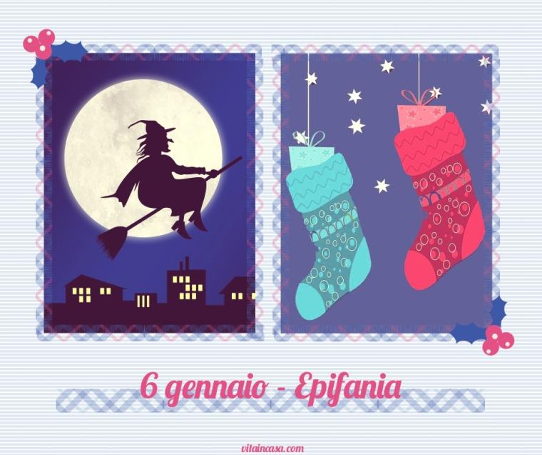 6 gennaio Epifania by vitaincasa