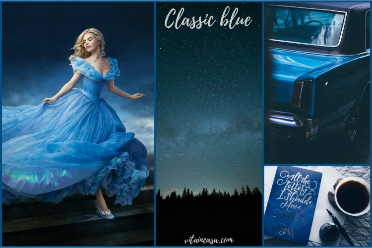 Classic blue by vitaincasa