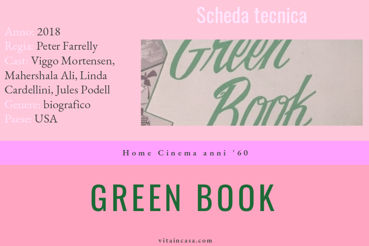 Green book by vitaincasa l