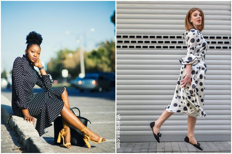 Una tendenza moda di primavera_ i pois by vitaincasa c (1)