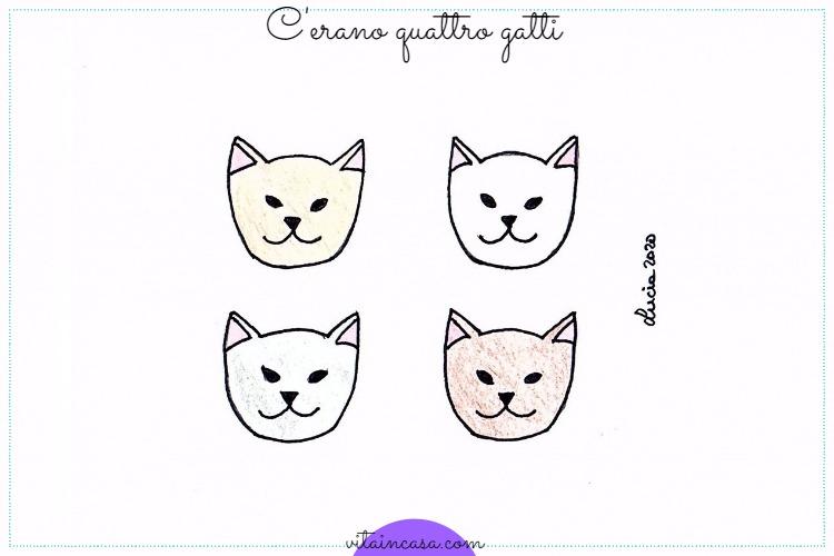 Cerano quattro gatti by vitaincasa (1)