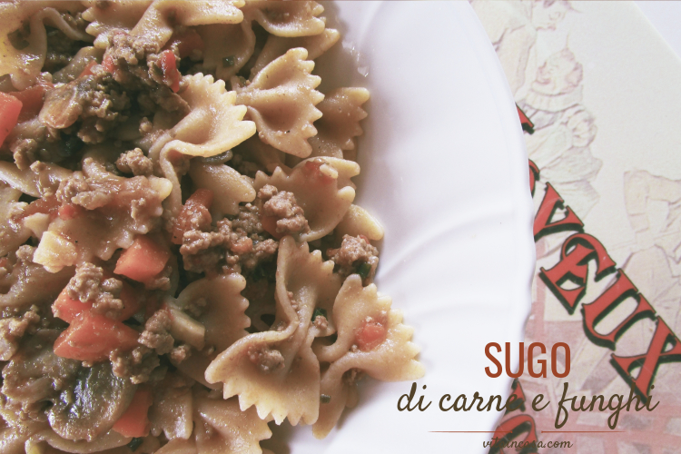 Sugo di carne e funghi by vitaincasa (1)