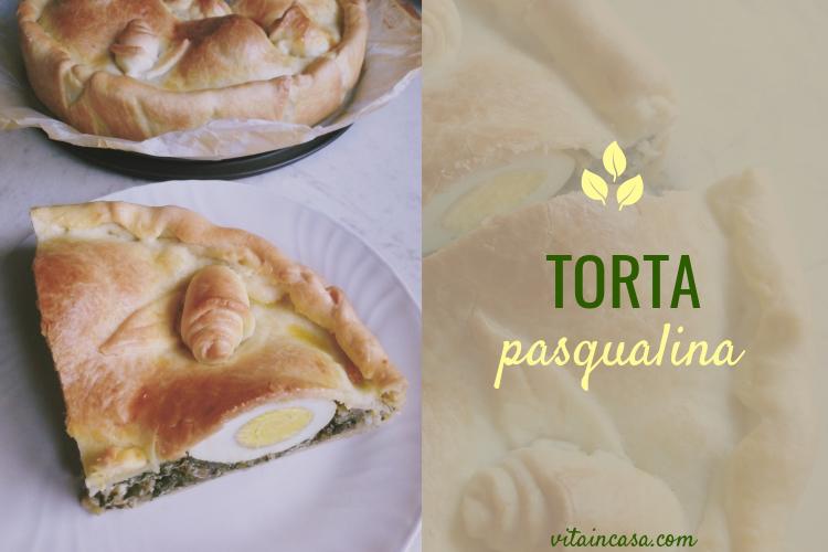 Torta pasqualina by vitaincasa Y