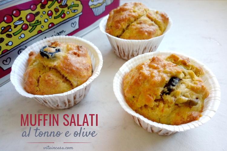 Muffin salati al tonno e olive by vitaincasa (1)