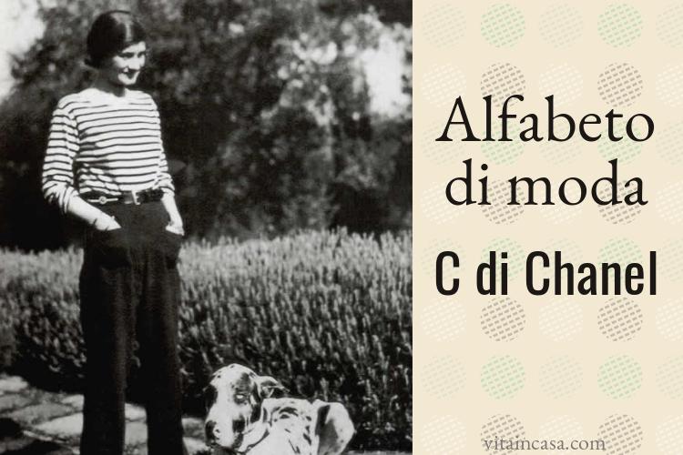 Alfabeto di moda_ C di Chanel by vitaincasa