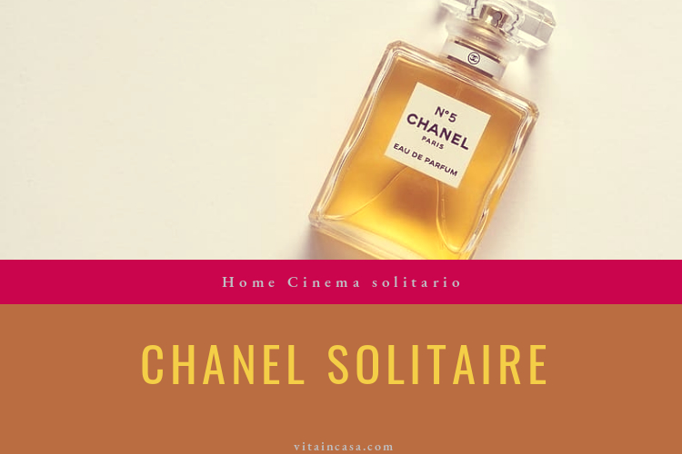 Chanel solitaire home cinema solitario by vitaincasa