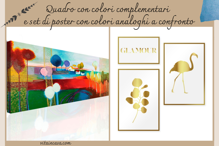Quadro e poster a confronto by vitaincasa (1)