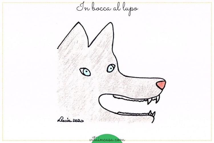 In bocca al lupo by vitaincasa ed