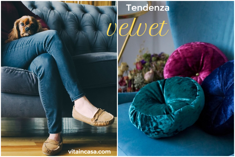 Tendenza velvet by vitaincasa