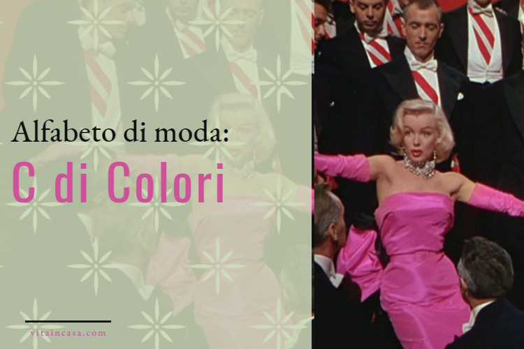 Alfabeto di moda C di Colori by vitaincasa